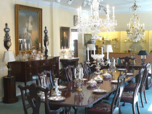Mark Evers Antiques - Antique Furniture, Fine Art Dealer, Mark Evers Antiques